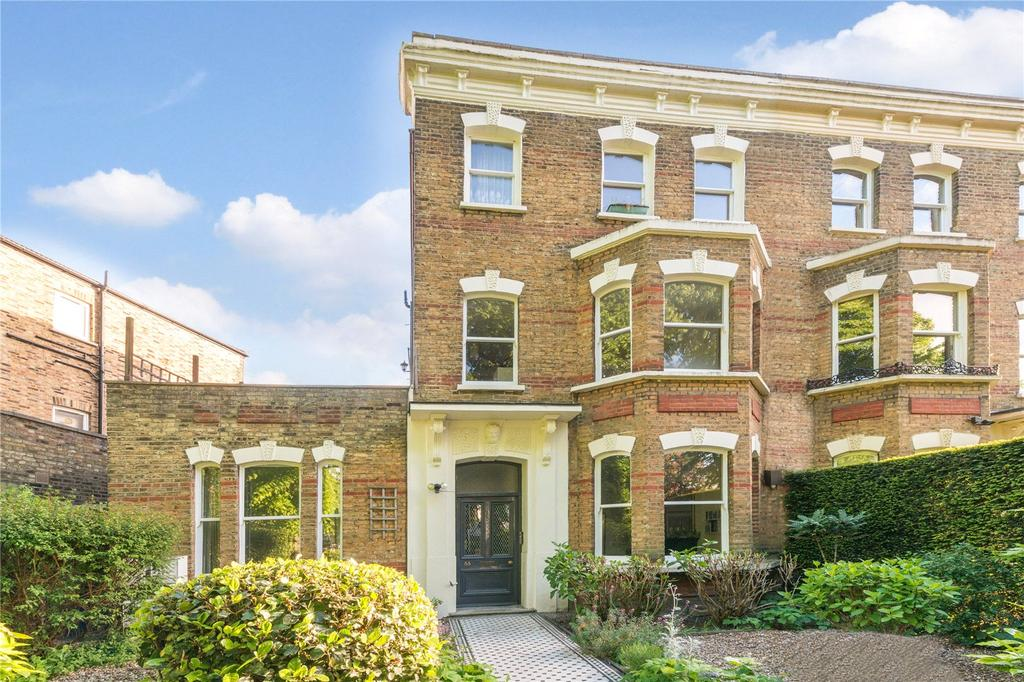 2 Bedrooms Flat for sale in Penn Road, Holloway, London