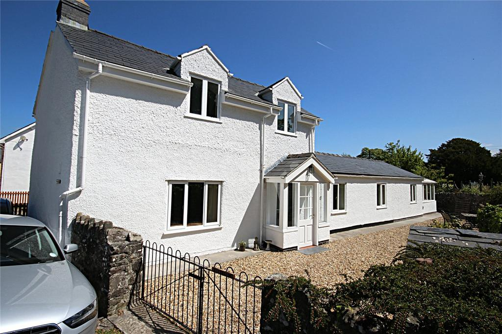 3 Bedrooms Detached House for sale in Llanfrynach, Brecon, Powys