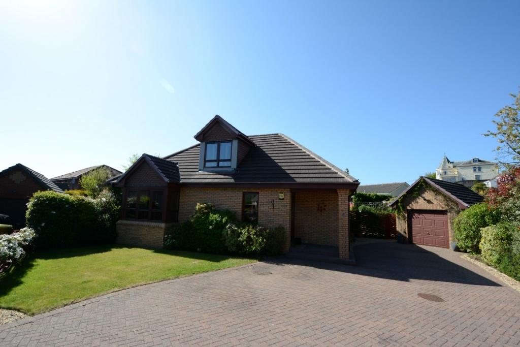 4 Bedrooms Detached Bungalow for sale in 10 Pencil View, Largs, KA30 8JZ