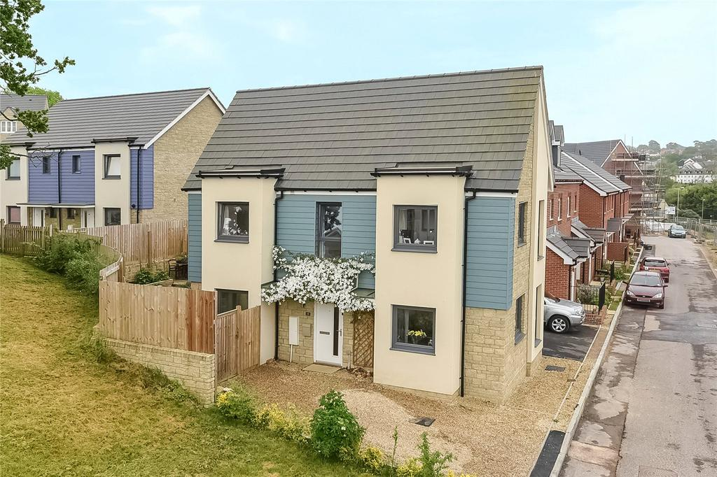 3 Bedrooms House for sale in Charter Road, Axminster, Devon, EX13