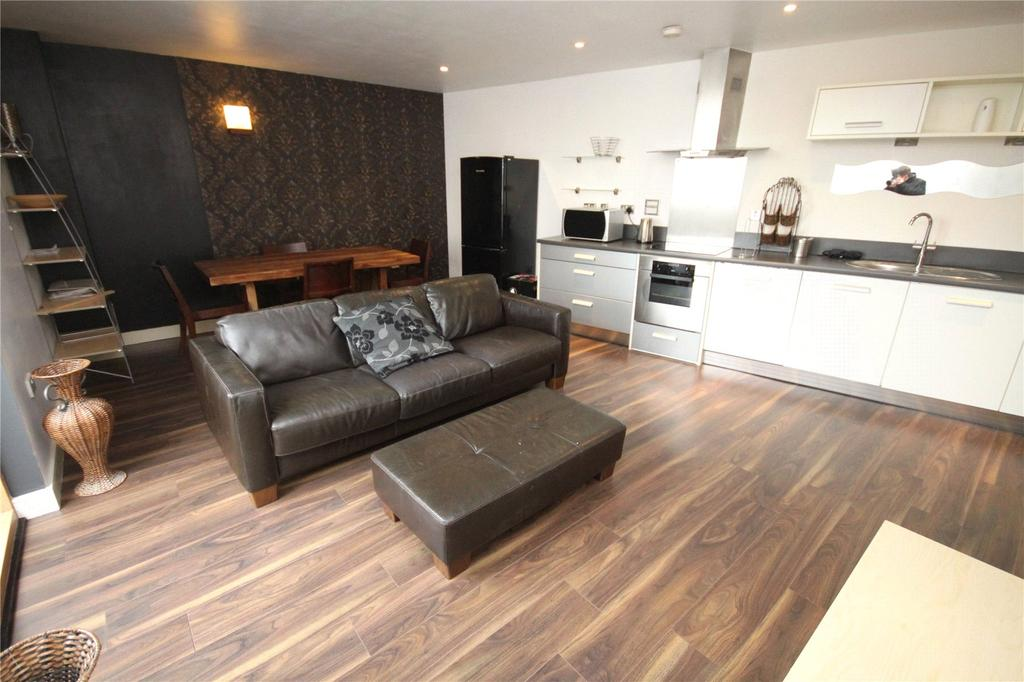 1 Bedroom Flat for sale in The Bridge, Dearmans Place, Salford, Greater Manchester, M3