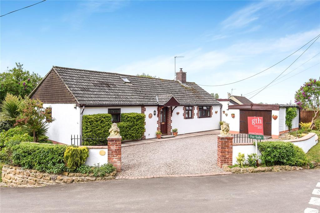 2 Bedrooms Bungalow for sale in Sunny Hill, Bruton, Somerset, BA10