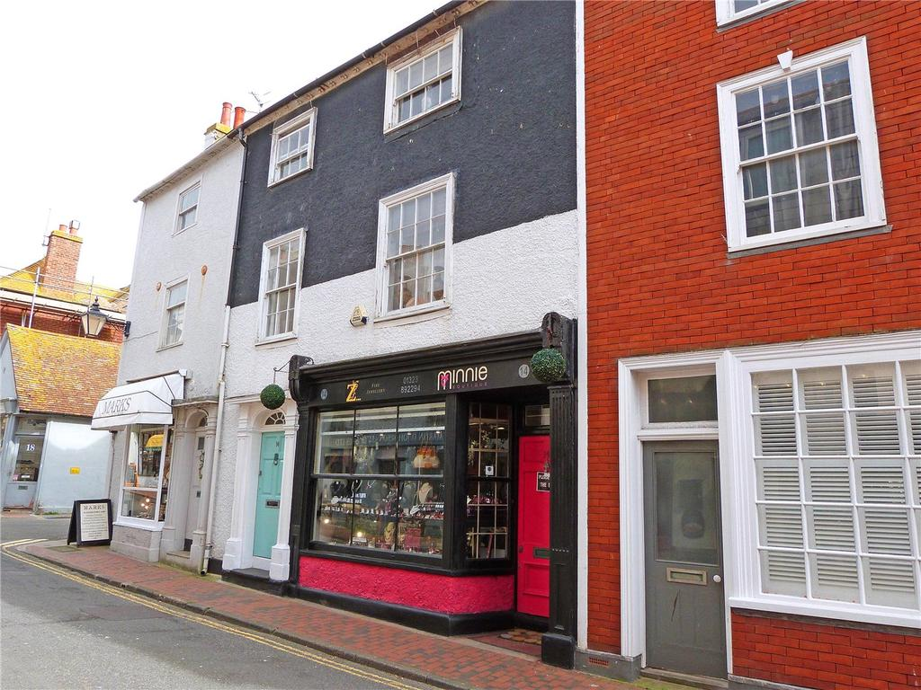 3 Bedrooms Terraced House for sale in High Street, Seaford, East Sussex, BN25