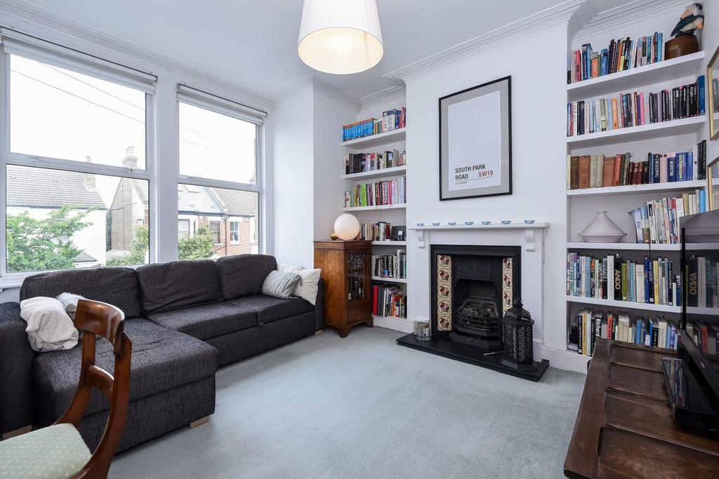 2 Bedrooms Maisonette Flat for sale in South Park Road, Wimbledon