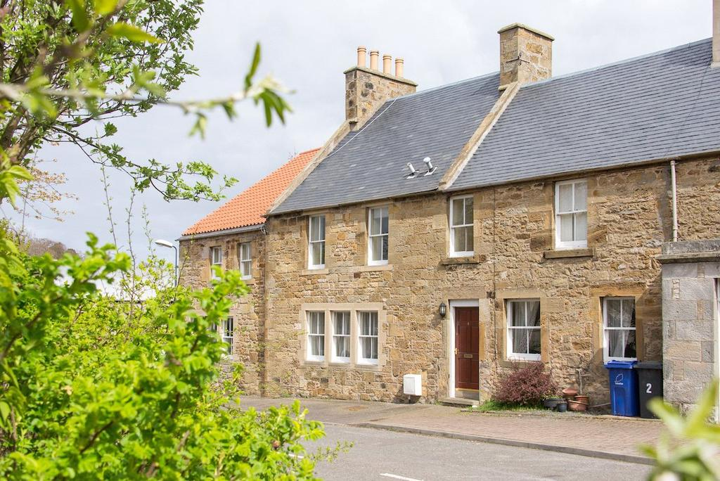 2 Bedrooms Terraced House for sale in Hill Road, Pathhead, Midlothian
