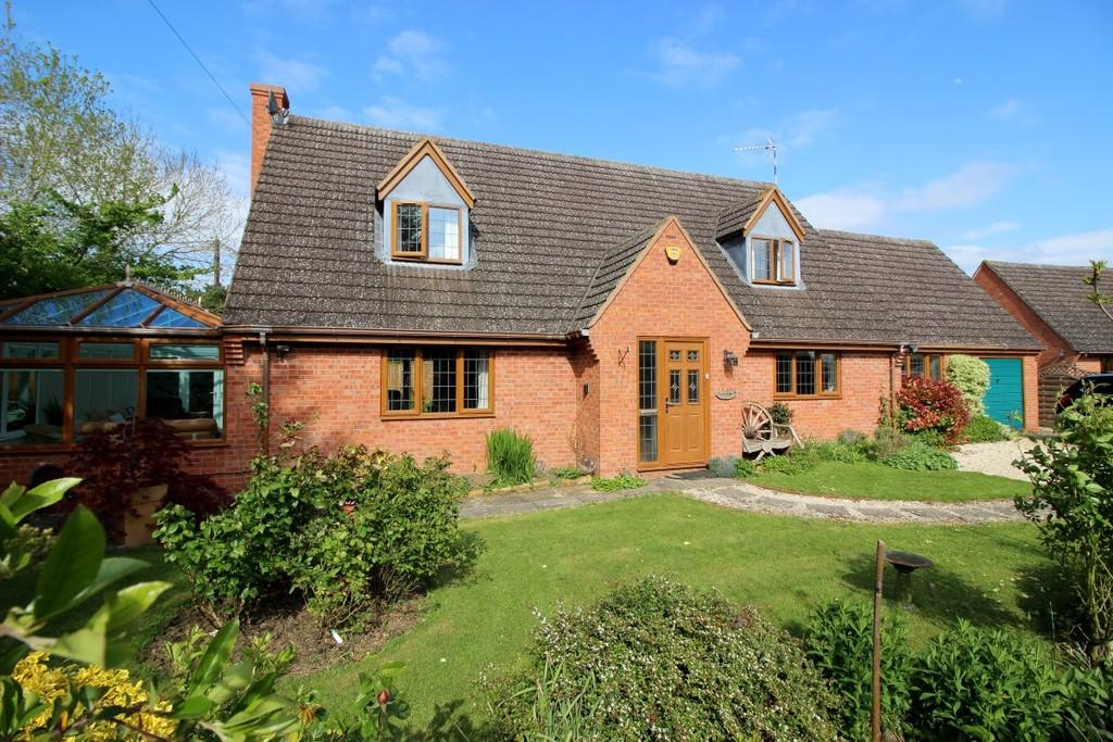 3 Bedrooms Detached House for sale in Oxhill, Warwickshire