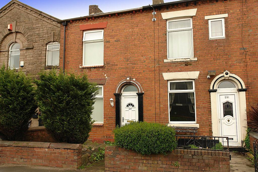 2 Bedrooms Terraced House for sale in 289 Oldham Road, Royton