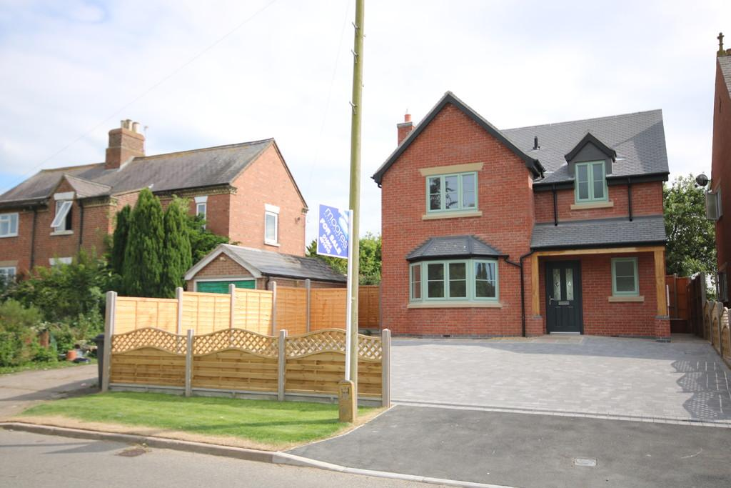 3 Bedrooms Detached House for sale in Stathern Lane, Harby