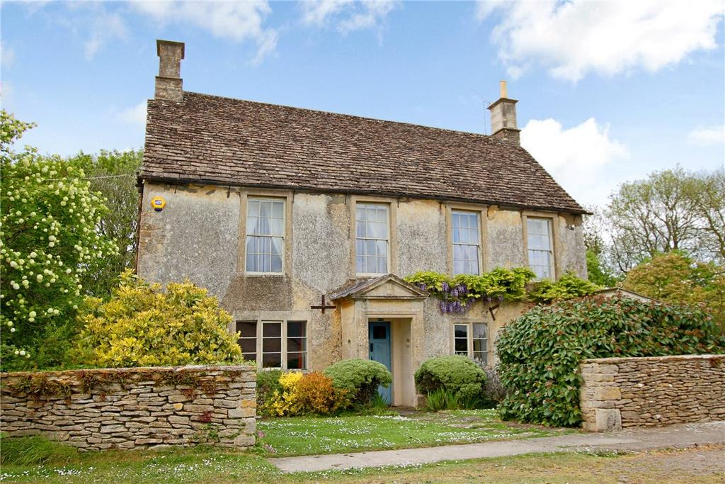 4 Bedrooms Detached House for sale in Sheldon, Chippenham, Wiltshire, SN14