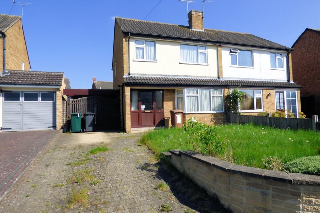 3 Bedrooms Semi Detached House for sale in Mansfields Croft, Etwall