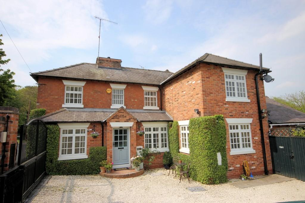3 Bedrooms Detached House for sale in Main Street, Repton