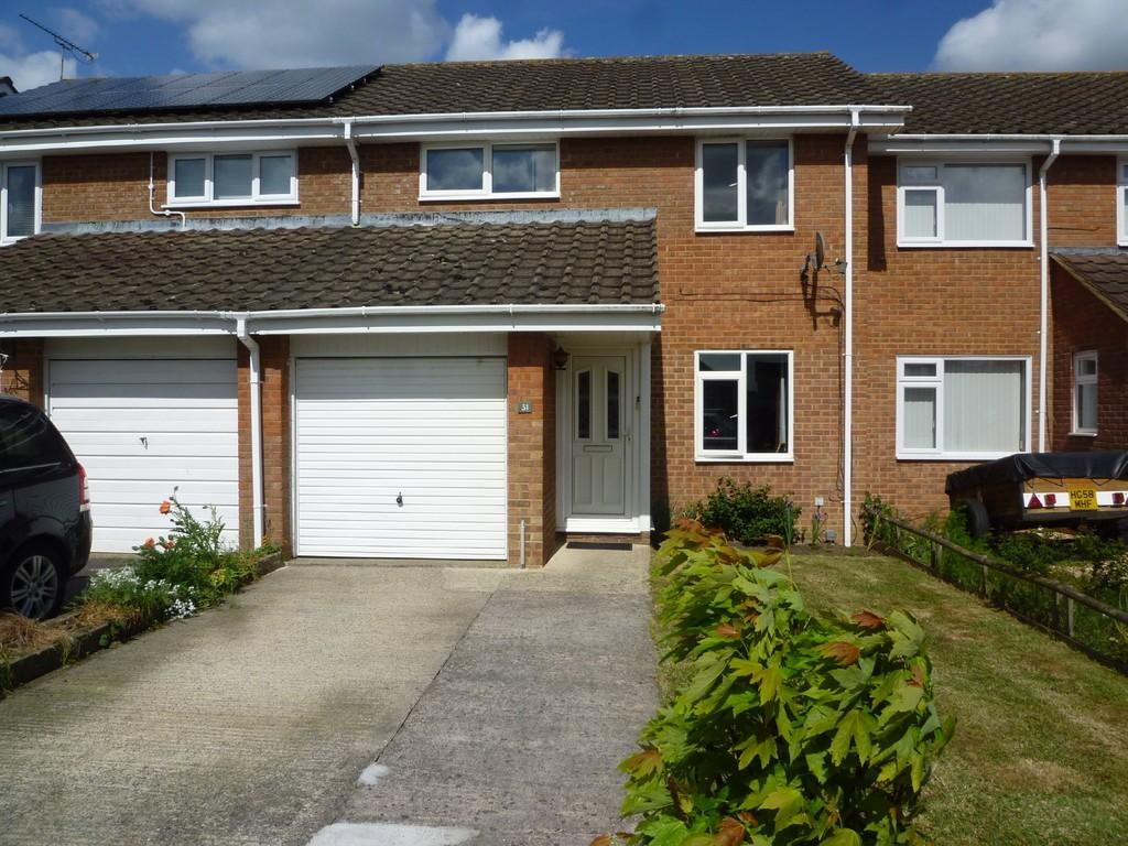 3 Bedrooms Terraced House for sale in Queens Club Gardens, Trowbridge