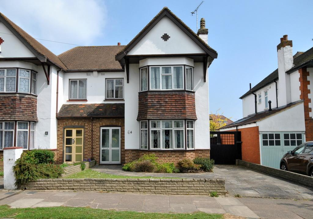 4 Bedrooms Semi Detached House for sale in Tattersall Gardens, Leigh-on-Sea