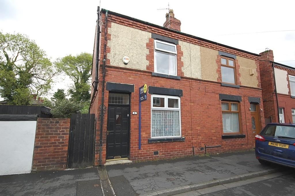 3 Bedrooms End Of Terrace House for sale in Homestead Avenue, Haydock, St. Helens