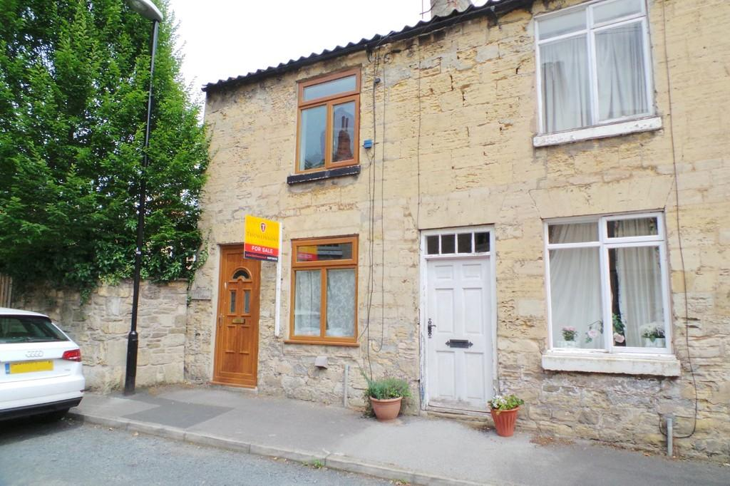 2 Bedrooms Cottage House for sale in FOLLY COTTAGE, BACK STREET, BRAMHAM, LS23 6RB