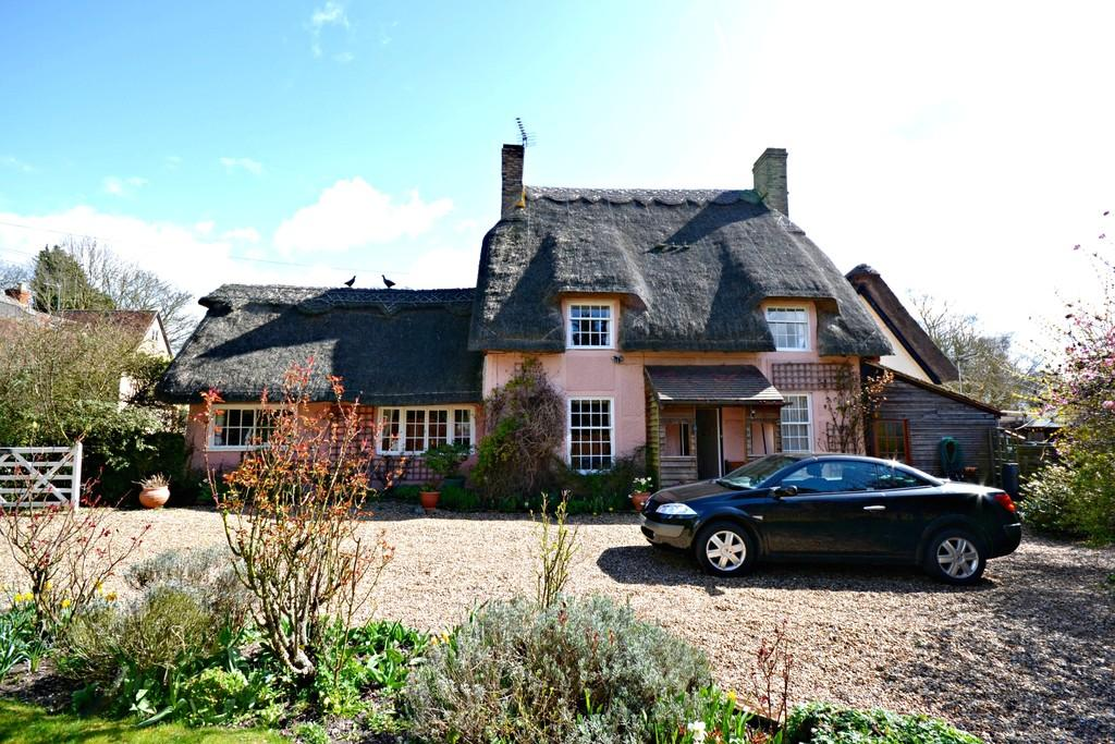 3 Bedrooms Detached House for sale in Maltings Lane, Great Chishill