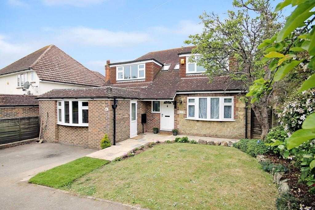 5 Bedrooms Detached House for sale in Mill Lane, High Salvington BN13 3DJ