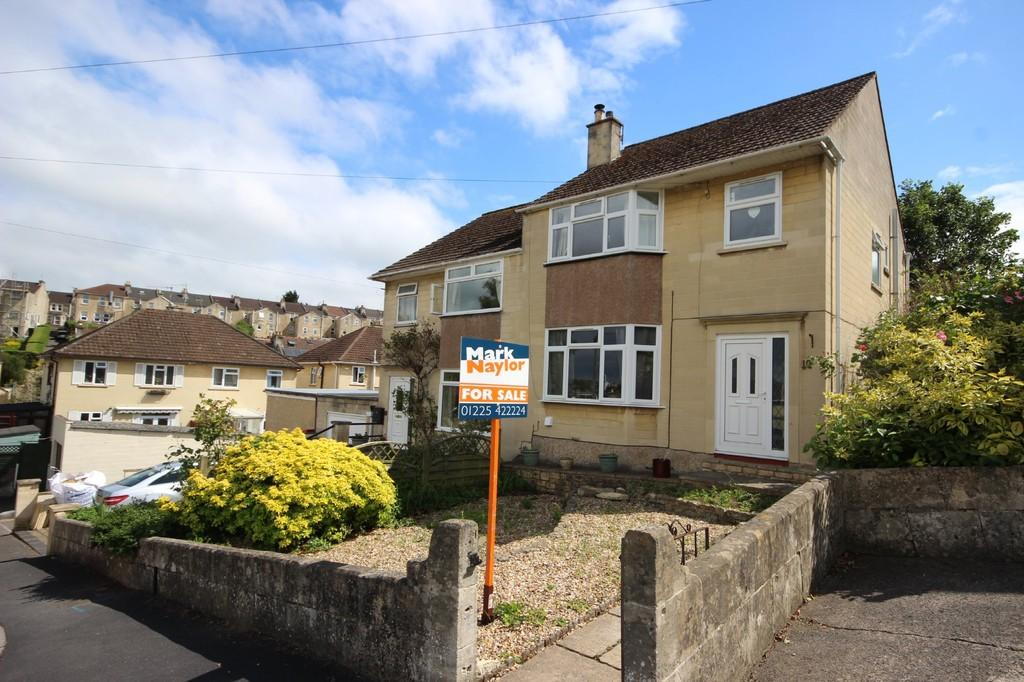 3 Bedrooms Semi Detached House for sale in Ivy Place, Oldfield Park, BATH