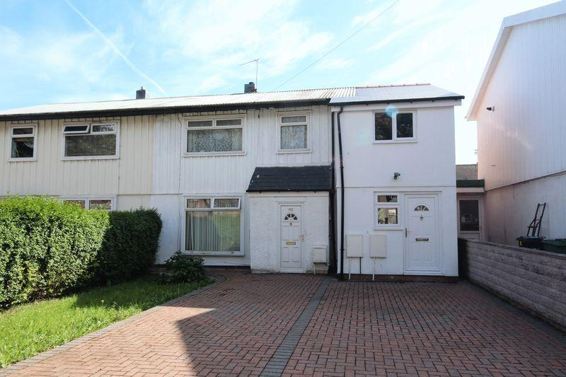 4 Bedrooms Semi Detached House for sale in Aberdulais Road, Gabalfa