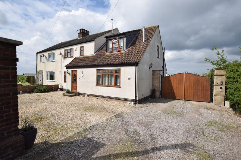 4 Bedrooms Semi Detached House for sale in Brant Road, Waddington, Lincoln