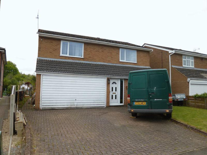 4 Bedrooms Detached House for sale in Zetland House, Glebe Lane, Off Hinckley Road, Nuneaton