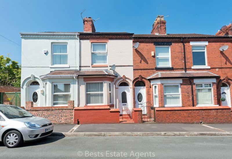 2 Bedrooms Terraced House for sale in Albany Terrace Runcorn