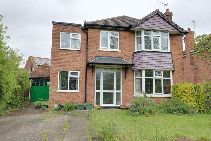 4 Bedrooms Detached House for sale in Woodland View, Scunthorpe