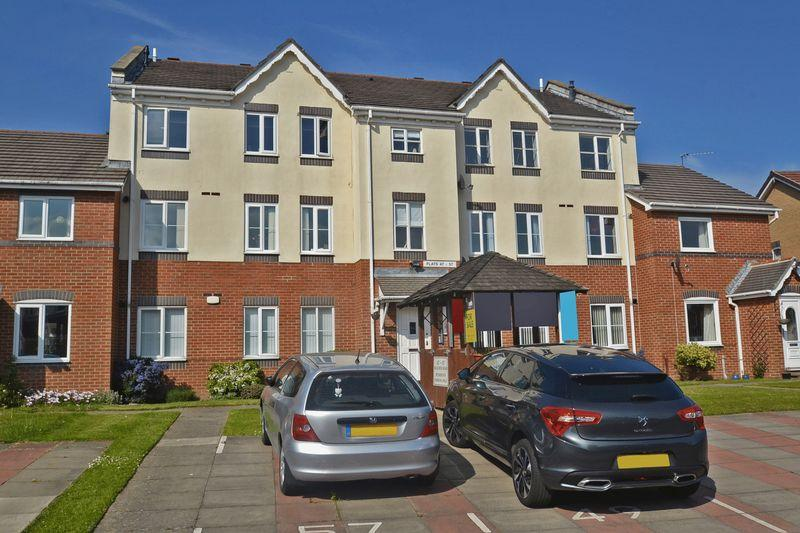 2 Bedrooms Apartment Flat for sale in Blucher Road, North Shields