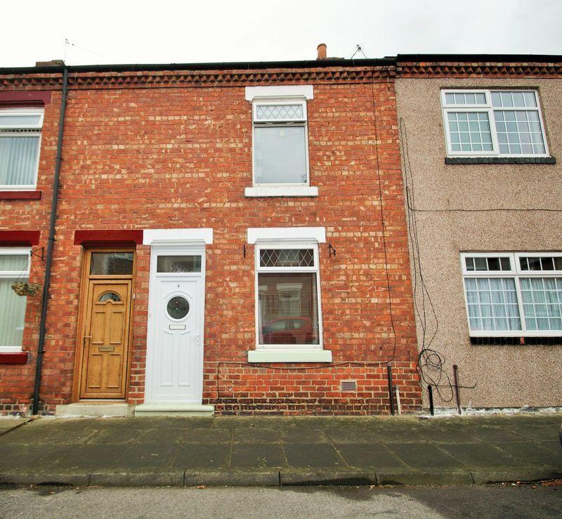2 Bedrooms Terraced House for sale in Oaklands Terrace, Darlington
