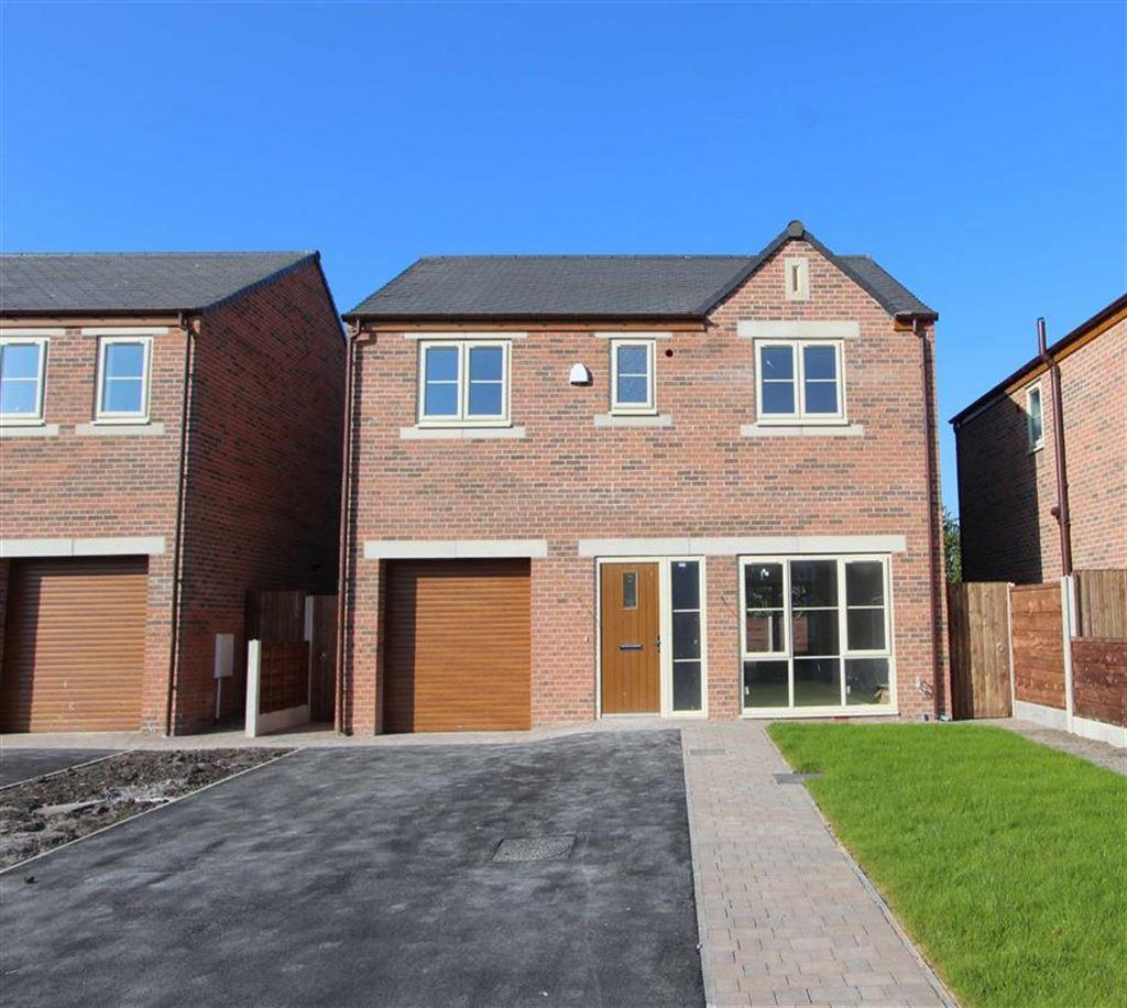 4 Bedrooms Detached House for sale in Plot 3, Meadow Rise, Warton, Lancashire