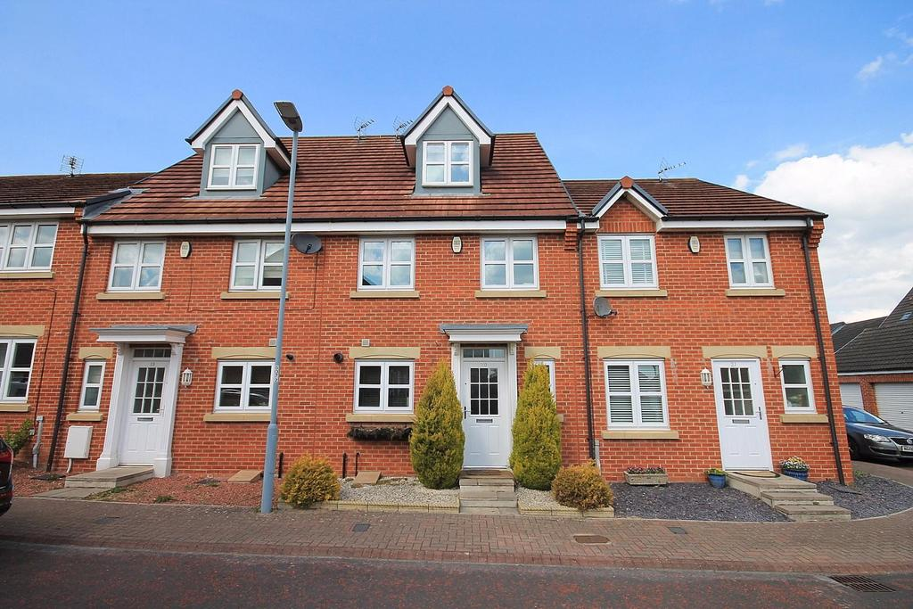 4 Bedrooms Town House for sale in Clemitson Way, Crook