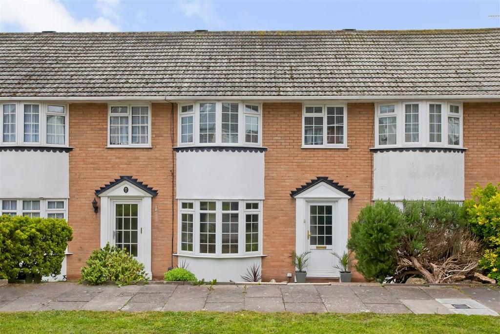 3 Bedrooms Terraced House for sale in Romany Close, Portslade
