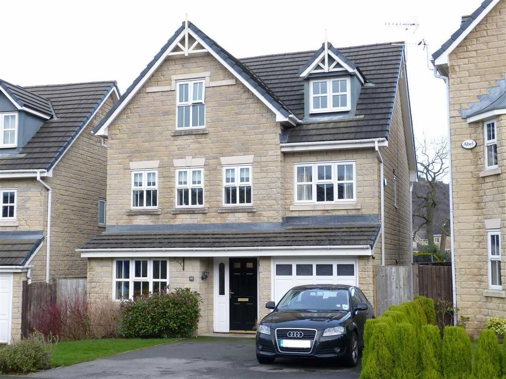 5 Bedrooms Detached House for sale in Scotty Brook Crescent, Glossop