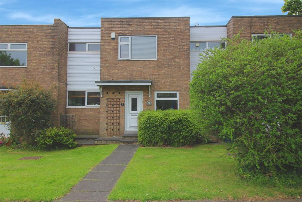 3 Bedrooms Terraced House for sale in Wyncote Court, Newcastle Upon Tyne