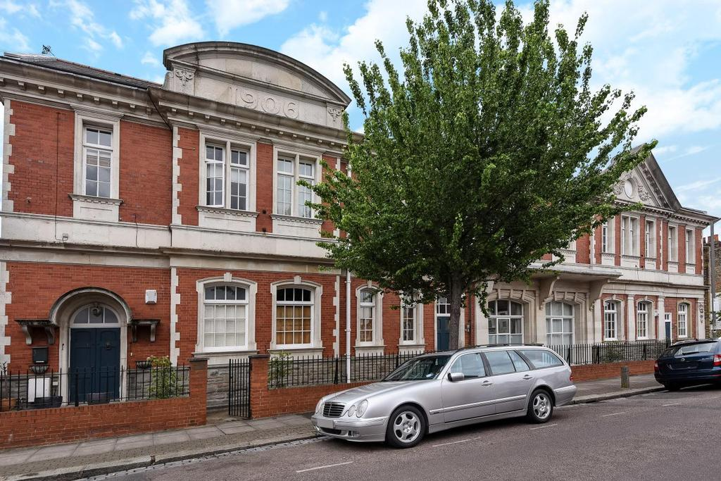 2 Bedrooms Flat for sale in Anglo American Laundry, Burmester Road, Earlsfield, SW17