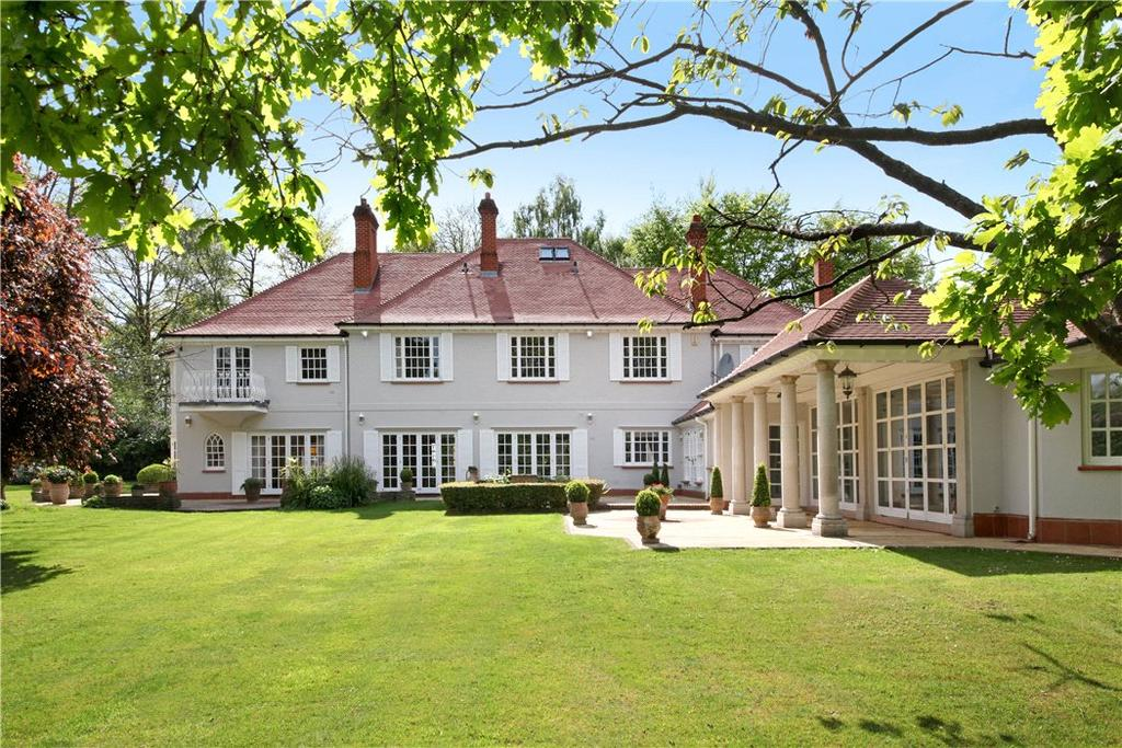 6 Bedrooms Detached House for sale in Prince Albert Drive, Ascot, Berkshire, SL5