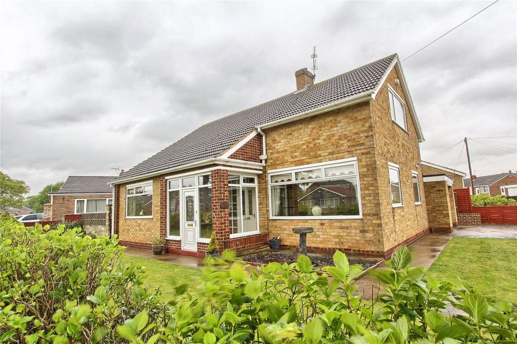 3 Bedrooms Detached Bungalow for sale in Castleton Drive, Wolviston Court