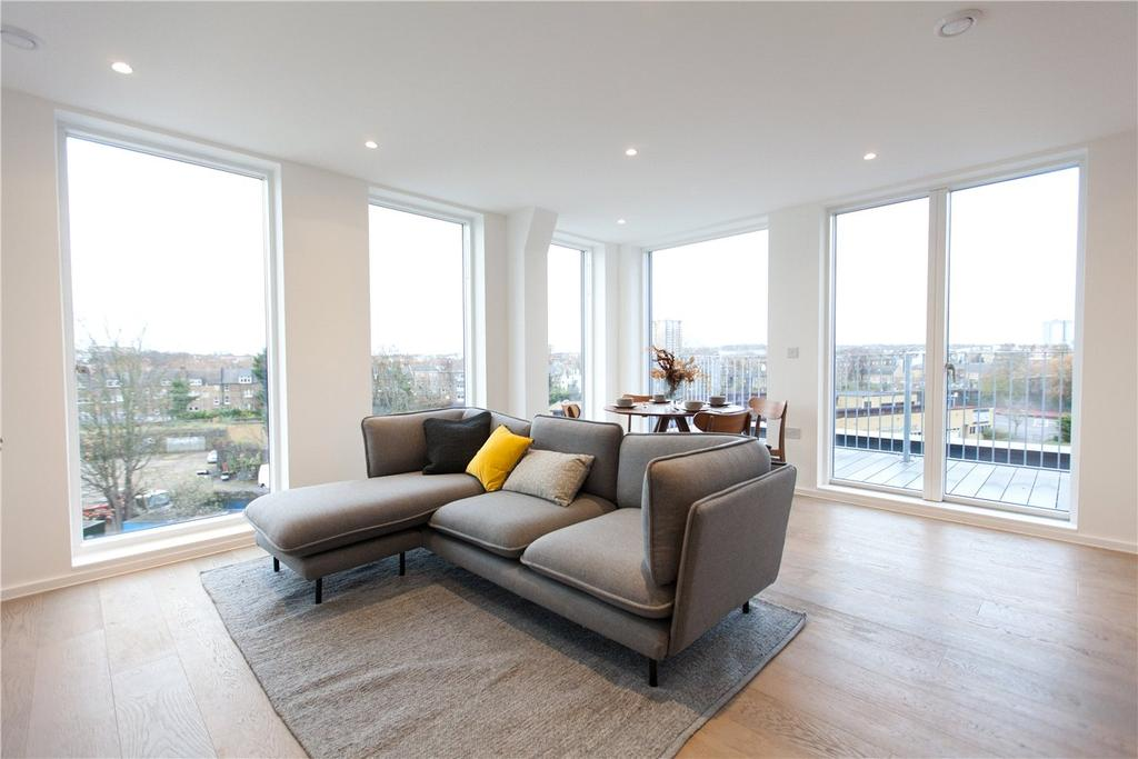 1 Bedroom Flat for sale in Canterbury Lofts, Canterbury Road, Queens Park, NW6