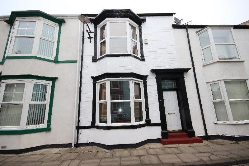 3 Bedrooms Terraced House for sale in Church Street, Seaton Carew, Hartlepool