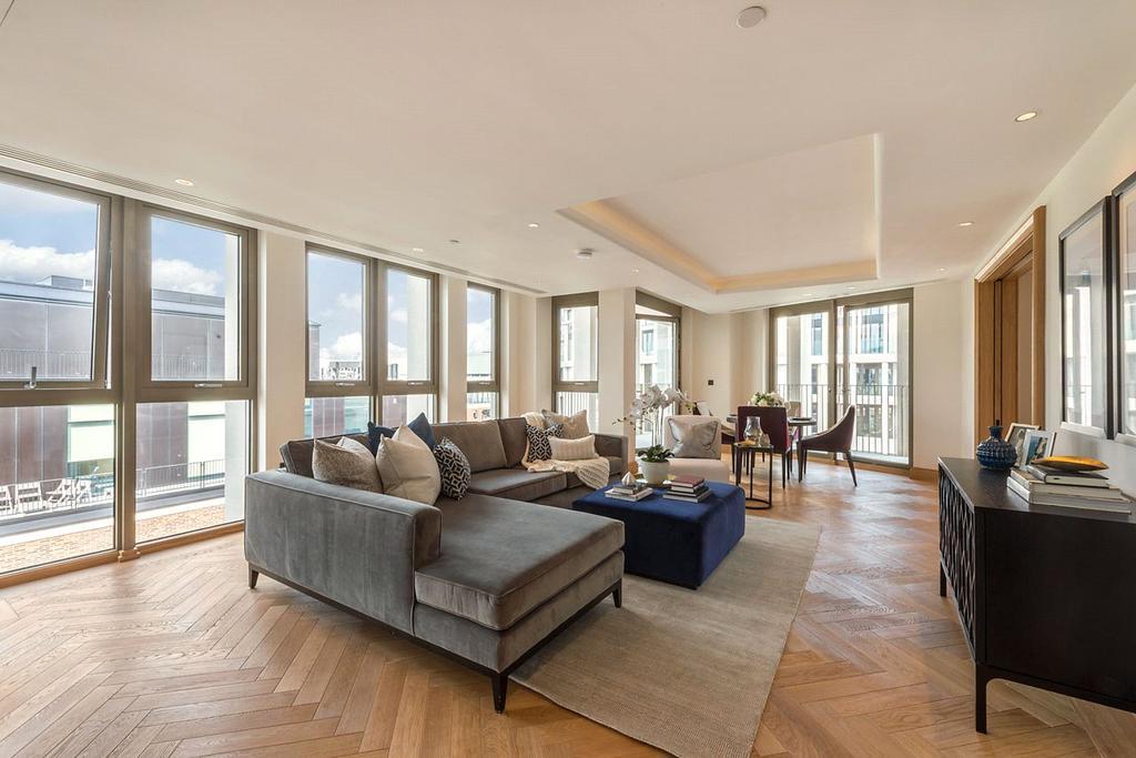 3 Bedrooms Flat for sale in Abell House, 31 John Islip Street, Westminster, London, SW1P