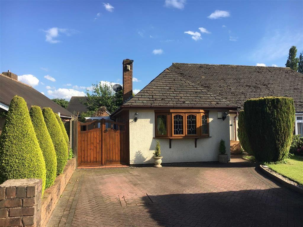3 Bedrooms Semi Detached Bungalow for sale in Baytree Close, Bloxwich, Walsall