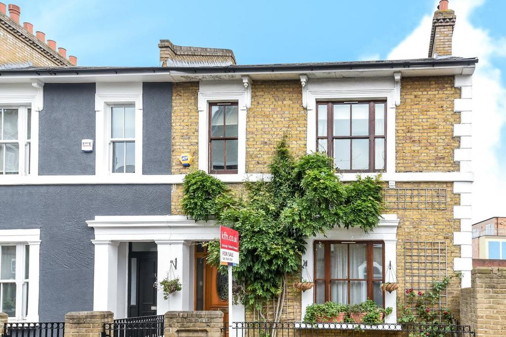 4 Bedrooms End Of Terrace House for sale in Alpha Street, Peckham Rye