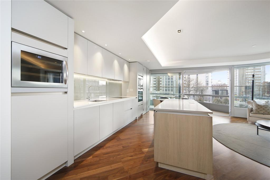 2 Bedrooms Parking Garage / Parking for sale in Canaletto, 257 City Road, London, EC1V
