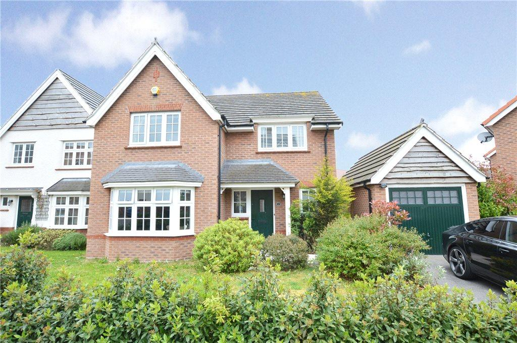 4 Bedrooms Detached House for sale in Saxon Court, Sherburn in Elmet, Leeds