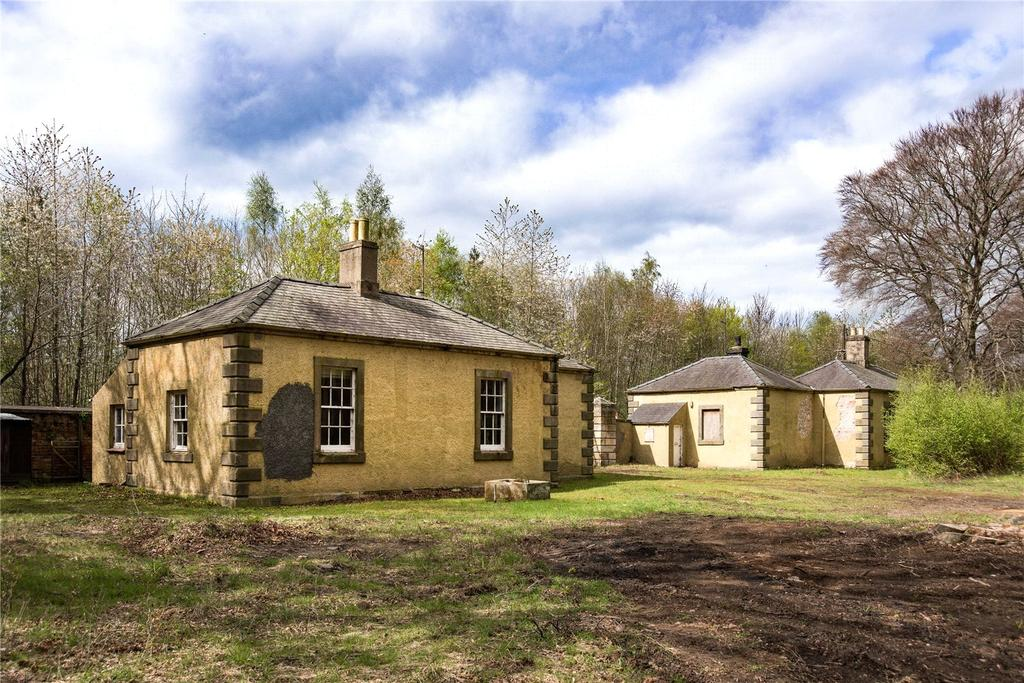 4 Bedrooms Detached House for sale in 1 2 West Lodges, Ewart, Wooler, Northumberland