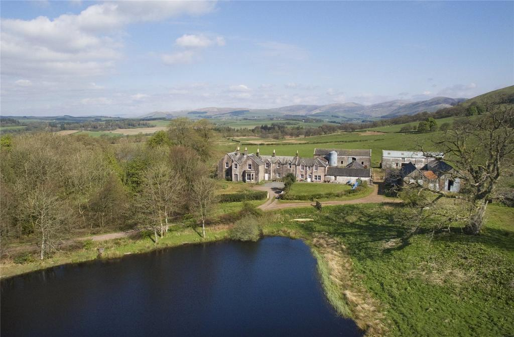 9 Bedrooms Equestrian Facility Character Property for sale in Morton Mains - Lot 1, Durisdeer, Thornhill, Dumfriesshire