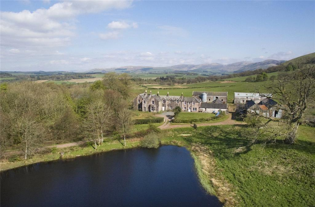 9 Bedrooms Equestrian Facility Character Property for sale in Morton Mains - Lots 1 3, Durisdeer, Thornhill, Dumfriesshire