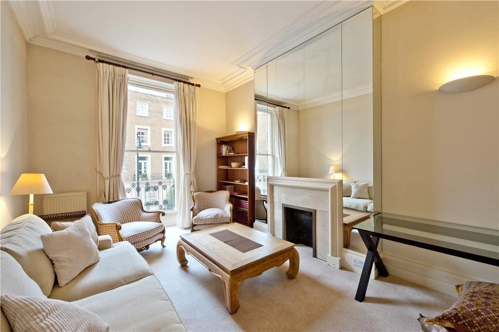5 Bedrooms Flat for sale in Lower Belgrave Street, Belgravia, London, SW1W