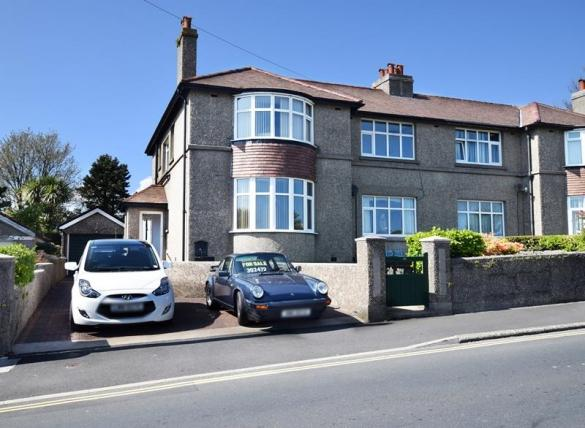 4 Bedrooms Semi Detached House for sale in Bray Hill, Douglas, IM2 5BD