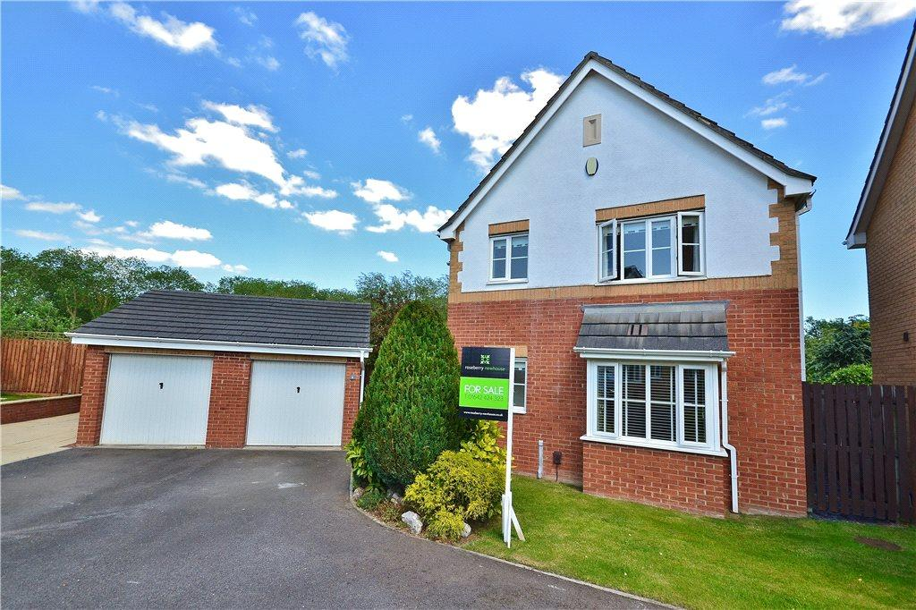 3 Bedrooms Detached House for sale in Chamomile Drive, Stockton-on-Tees